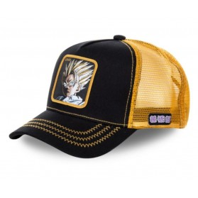 Gorra Malla Capslab Dragon Ball Z Super Saiyan