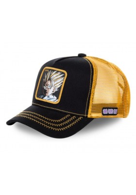 Gorra Malla Capslab Dragon Ball Z Super Saiyan