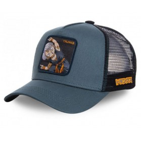 Gorra Malla Capslab Dragon Ball Z Trunks