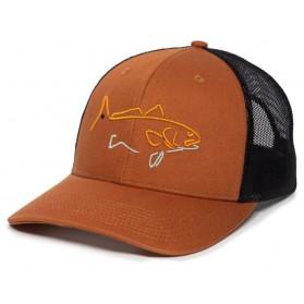 Gorra Malla Outdoor Cap REDFISH01