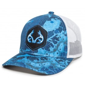 Gorra Malla Outdoor Cap Realtree Fishing RTF04A