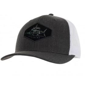 Gorra Guy Harvey Marlin Patch Mesh Trucker Hat