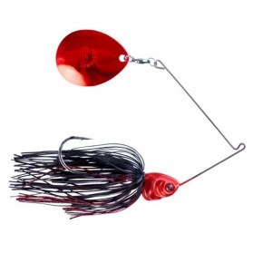 Booyah Spinnerbait Covert Series Night Time 3/4oz