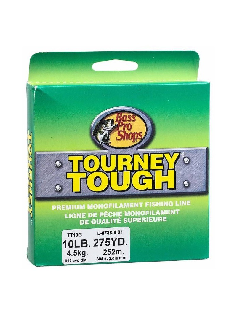 Línea Monofilamento Tourney Tough