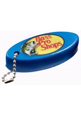 Llavero Flotante Ovalado Bass Pro Shops