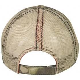 Gorra Malla Outdoor Cap Camuflada BON-013 Kriptek