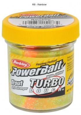 Masa Berkley PowerBait Glitter Turbo Dough