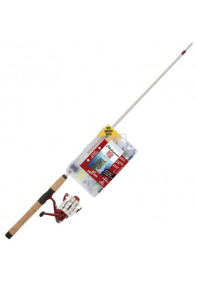 Combo Spinning Shakespeare Catch More Fish Bass