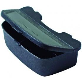 Caja Eagle Claw de cintura para carnada con 2 compartimentos 7.5x14cm - Carnadera
