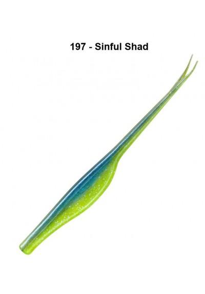 YUM Break'N Shad 12.5cm PAQx10