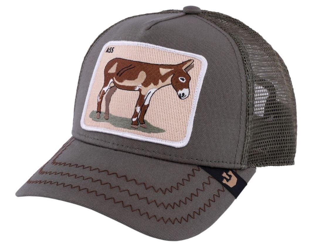 2e8a23fd Gorra Malla Goorin Bros Donkey Ass - ImportaExpertos