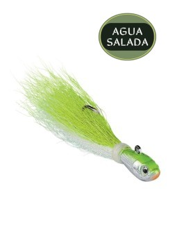Pro-V Bucktail Jig Eagle Claw Agua Salada