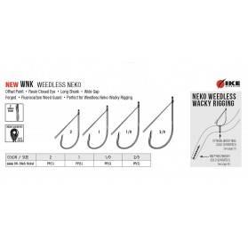 Anzuelo VMC WNK Weedless Neko Hook PAQx5