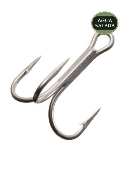 Anzuelo Tripleta Mustad 7794 Treble Hook 3X Extra Strong PAQx5