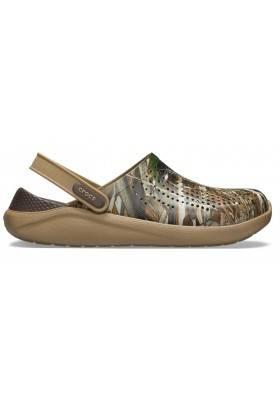 Crocs Camuflados LiteRide Clog Realtree Max5