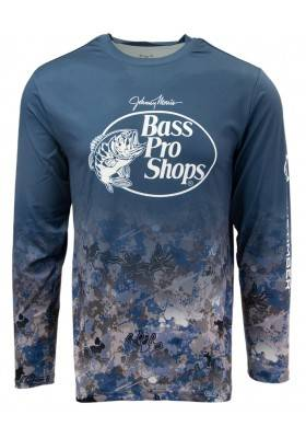 Camiseta Bass Pro Shops Sublimation