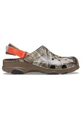 Crocs Camuflados Classic All-Terrain