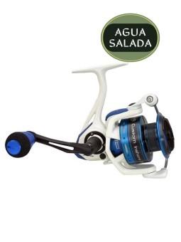Carrete Spinning Lew's® Custom Inshore Speed Spin 6+1 Balineras