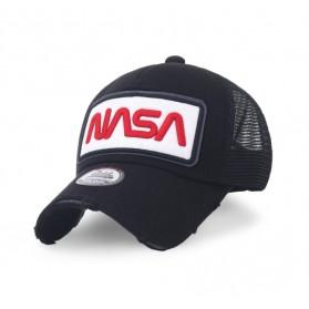 Gorra Malla Ililily NASA Worm Logo Baseball