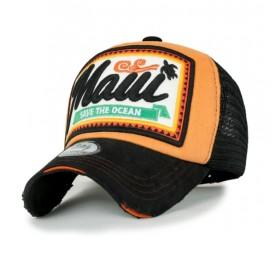 Gorra Malla Ililily Maui Embroidery Casual Baseball